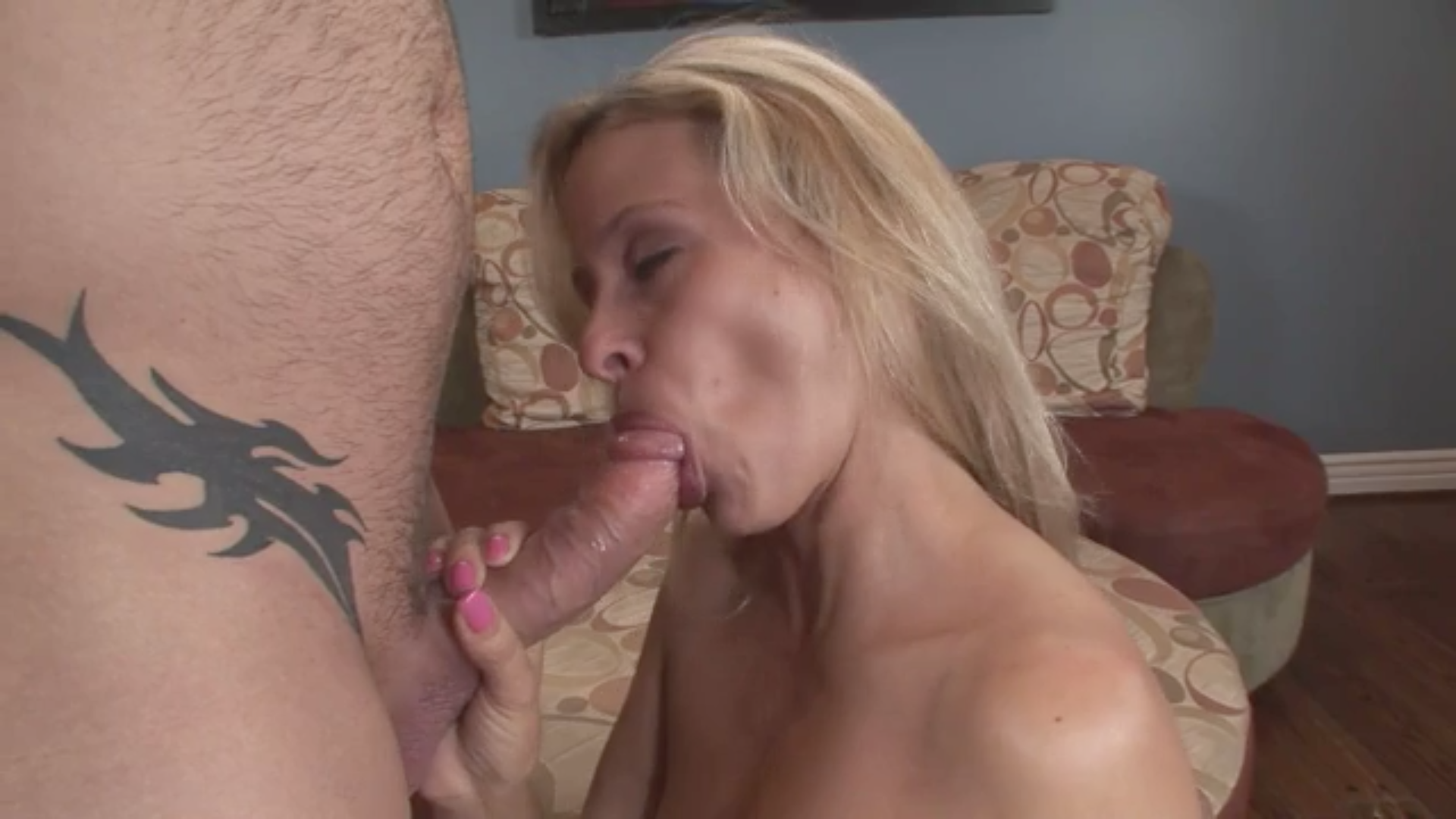 I rode his cock like a pro